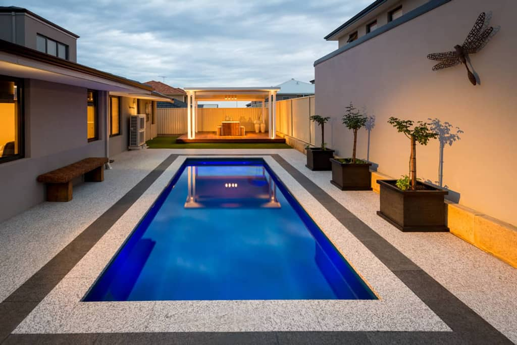 Melbourne pools concrete swimming pools melbourne pool for Pool show in melbourne