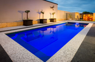 Fibreglass Pool - Sirocco
