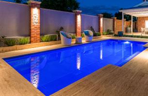 Calypso - Fibreglass Pool