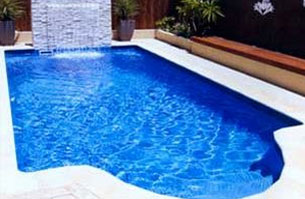 Caprice Fibreglass Pool