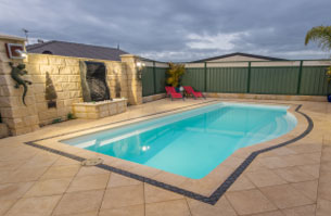 Fibreglass Pool - Pacific