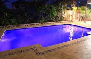 Fibreglass Pool - Rio