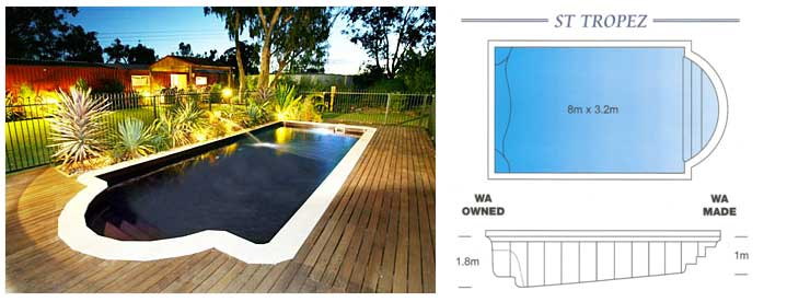Concrete Swimming Pools Melbourne