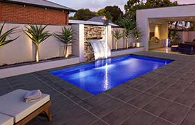 The visually stunning affordable fibreglass pools melbourne deserves for Swimming pools melbourne prices
